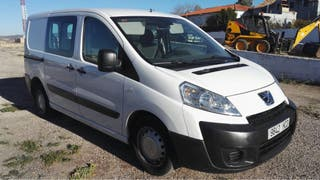 peugeot expert 2011 con bola