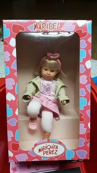 muñecas marikita perez ediccion limitads
