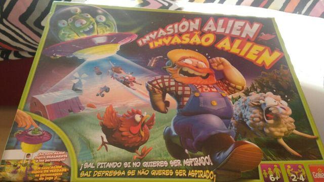 juego Invasión Alien
