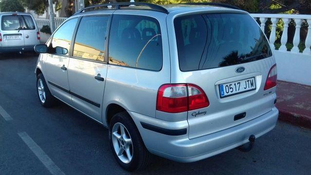 Ford Galaxy 2002