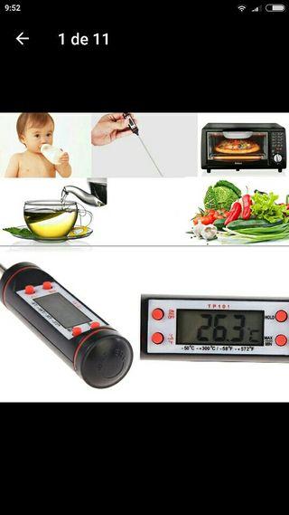 Termómetro cocina