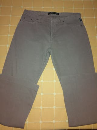 pantalón Versace mujer talla 44