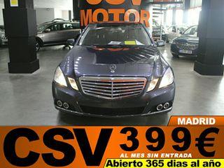 Mercedes-benz E class (212) 2012