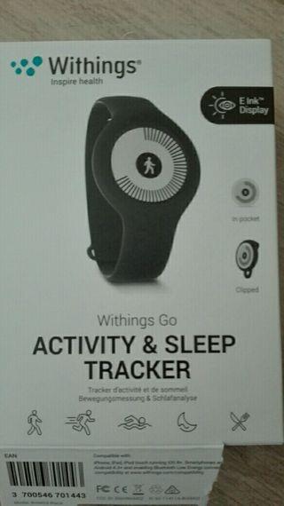 pulsera actividad