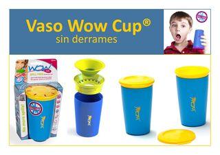 Vaso wow cup nuevo