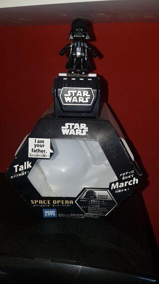 Darth Vader coleccionista