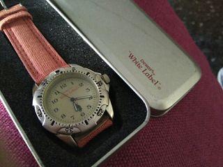 reloj de coleccionistas White Label nuevo