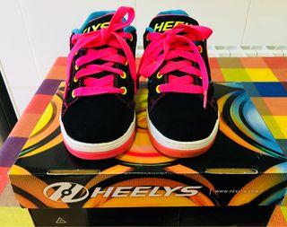 Zapatillas Heellys ruedas 32