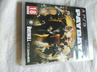 pay day 2 ps3