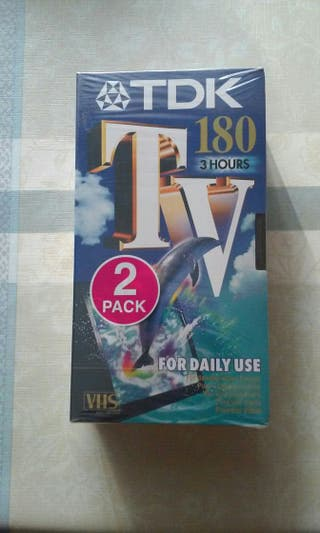 CINTAS VHS VIRGEN