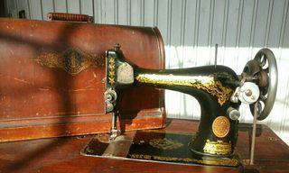 Ofertón máquina de coser