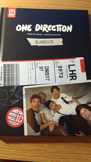 One Direction, Take me home: Edición limitada.