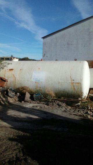 tanque de gasoi
