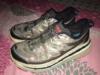 Zapatillas trail hoka stinson
