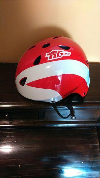 casco para patines