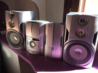 Equipo de musica PIONEER