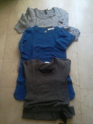 stock vestidos punto+jersey en regalo