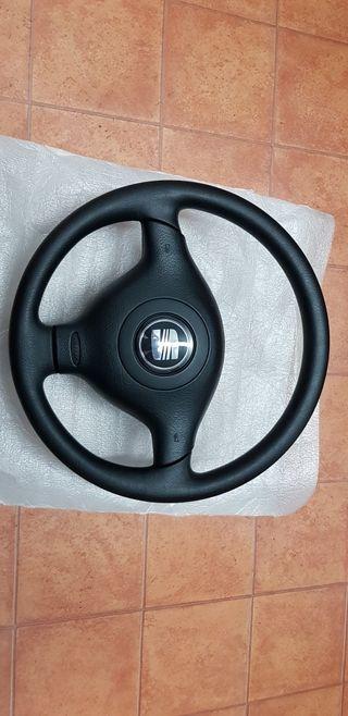 volante nuevo sin estrenar con airbag seat leon