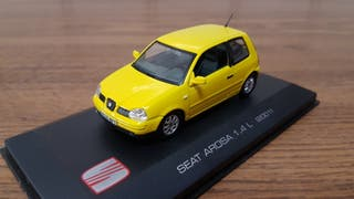 Seat Arosa 1.4 L (2001)
