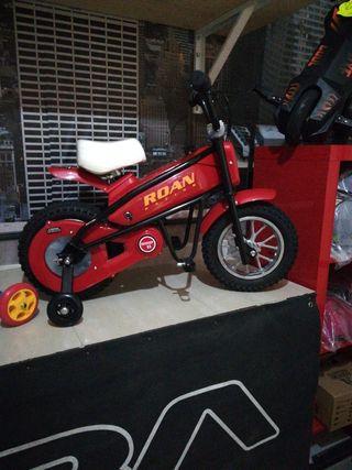 Minicross minimoto 200w para niños