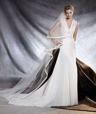 vestido de novia pronovias de segunda mano en torrejón de ardoz en