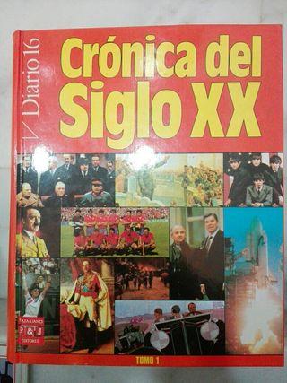 crónica del siglo XX.
