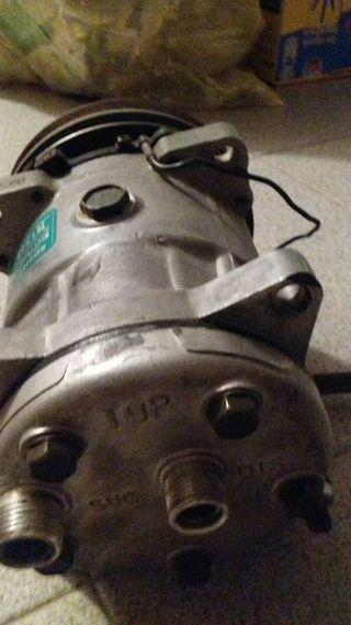 Bomba de aire acondicionado de maquina mixta