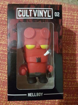 Muñeco Hellboy