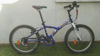 Bicicleta para niño/niña
