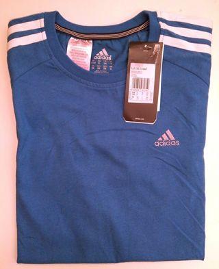camiseta adidas 3s essentials segunda mano  España