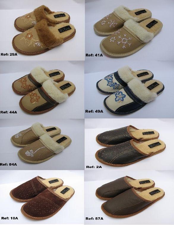 Zapatos y Zapatillas de PIEL NATURAL