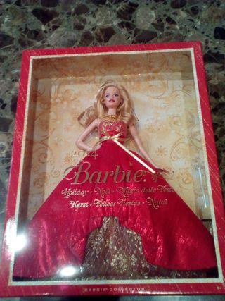 Barbie coleccion Felices Fiestas