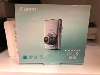 Canon IXUS95IS digital