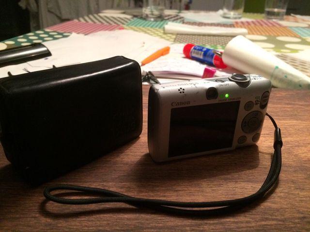 Canon IXUS95IS digital