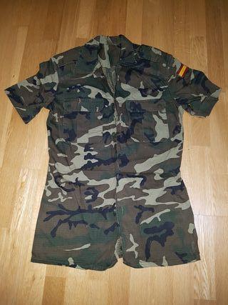 Camisas camuflaje