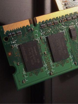 Memoria Macbook
