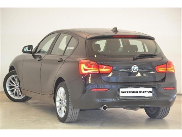 BMW Serie 1 118 d 5-puertas