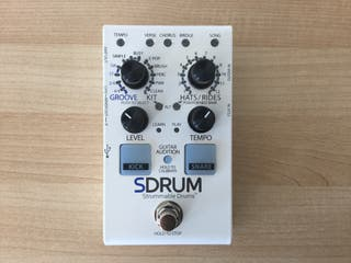 Pedal Digitech SDRum