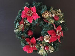 Adorno Navidad Puerta