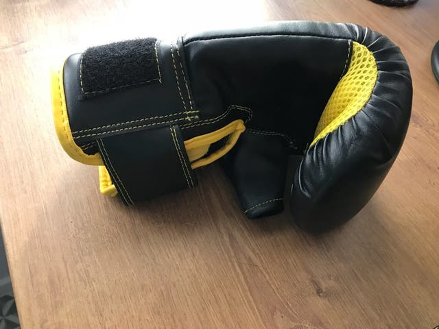 Guantes boxeo Brookyn