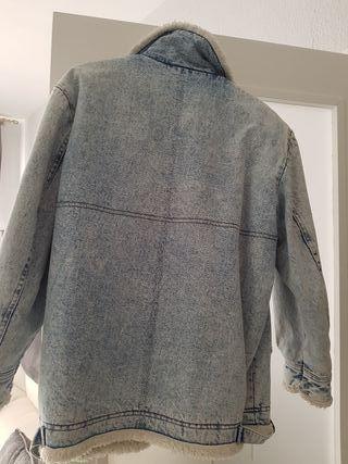 Abrigo borrego tejano