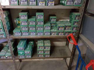 Lote liquidación tornillos madera ABC SPAX