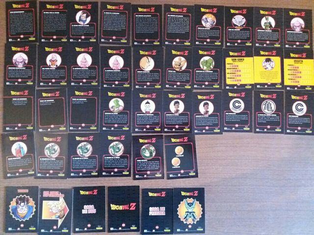 Trading Cards Dragon Ball Z Fusion