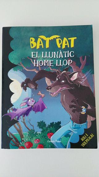 libro batpat - el llunatic home llop