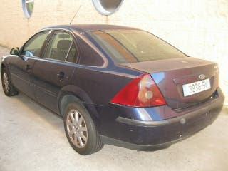 Ford Mondeo 2.0TDDI 2002