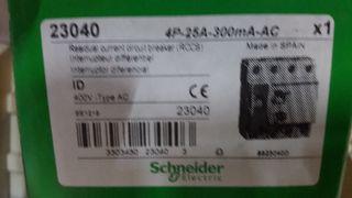 diferencial 4x25x300ma schneider