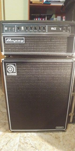 Amplificador Ampeg SVT Classic