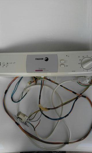 Cableado elécrico secadora Fagor