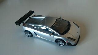 Lamborghini Gallardo de Ninco. Scalextric