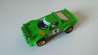 Lancia Stratos Scalextric, Ninco, Slot, SCX